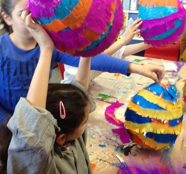 «Atelier piñata»